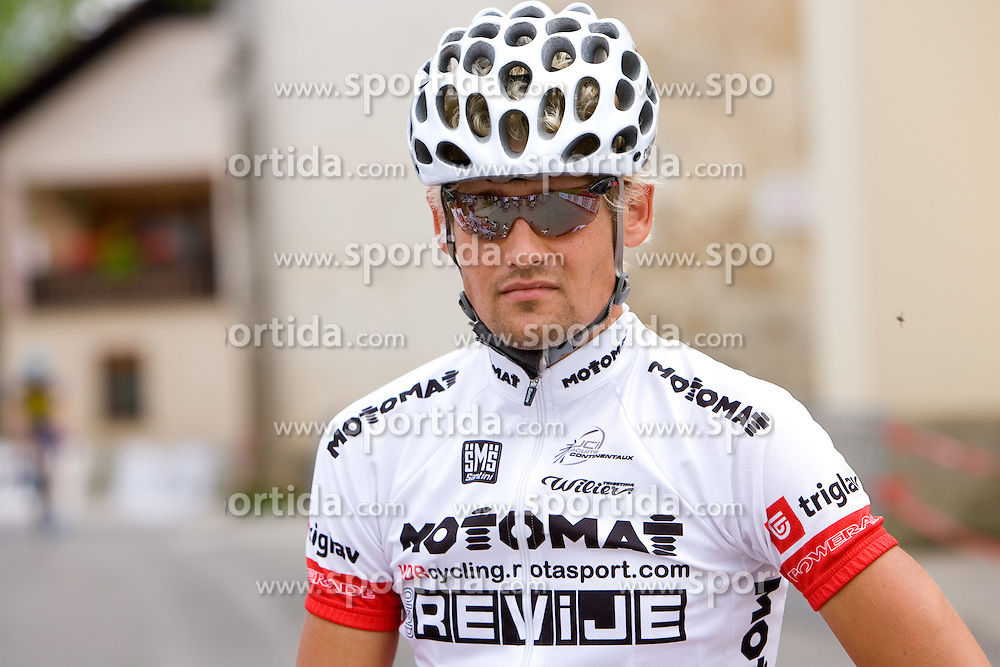 Luka Rakusa at Slovenian National Championships in Road cycling, 178 km, on June 28 2009, in Mirna Pec, Slovenia. (Photo by Vid Ponikvar / Sportida)