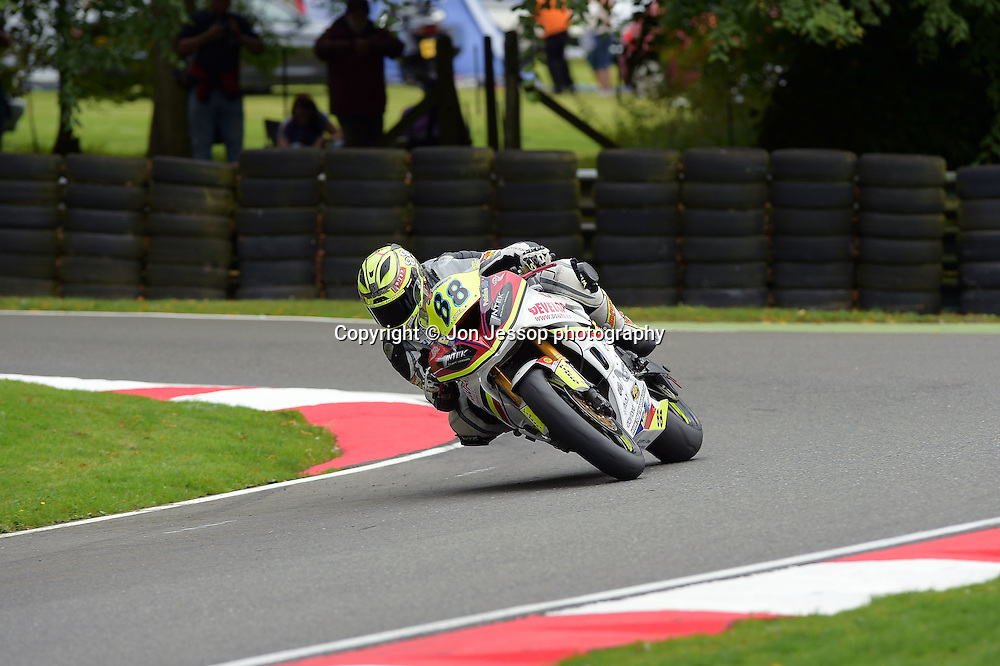 #88 Josh Daley Josh Daley Racing Kawasaki Motorpoint British Supersport