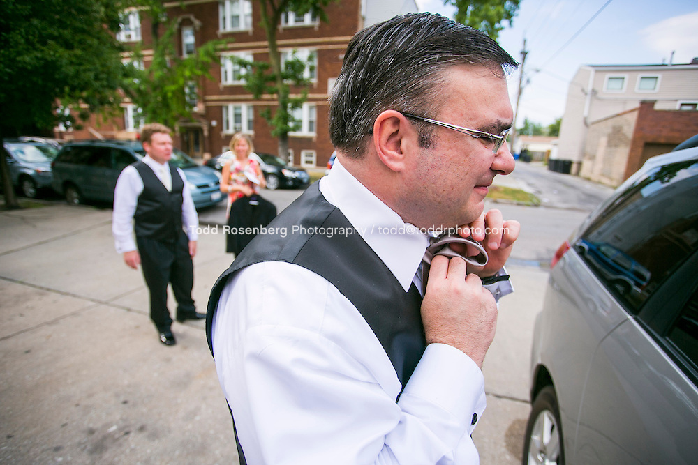 7/14/12 4:37:38 PM -- Julie O'Connell and Patrick Murray's Wedding in Chicago, IL.. © Todd Rosenberg Photography 2012