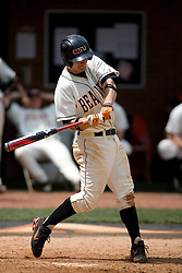 Oregon State Beavers IF Lonnie Lechelt (15).  The Oregon State Beavers defeated the Rutgers Scarlet Knights 5-2 in Game 5 of the NCAA World Series Charlottesville Regional held at Davenport Field in Charlottesville, VA on June 4, 2007.