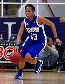 Hampton Lady Pirates beat Howard 52-50