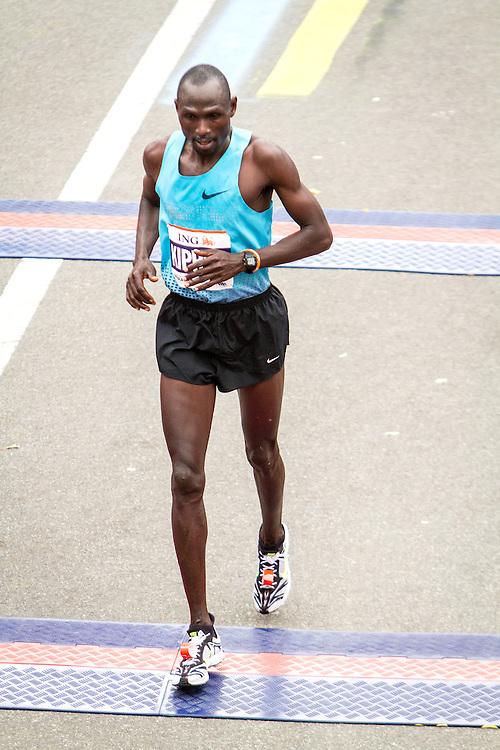 ING New York CIty Marathon: Peter Kurui, Kenya