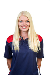 Bristol Rugby Administrator Sarah Gorvett - Rogan Thomson/JMP - 22/08/2016 - RUGBY UNION - Clifton Rugby Club - Bristol, England - Bristol Rugby Media Day 2016/17.