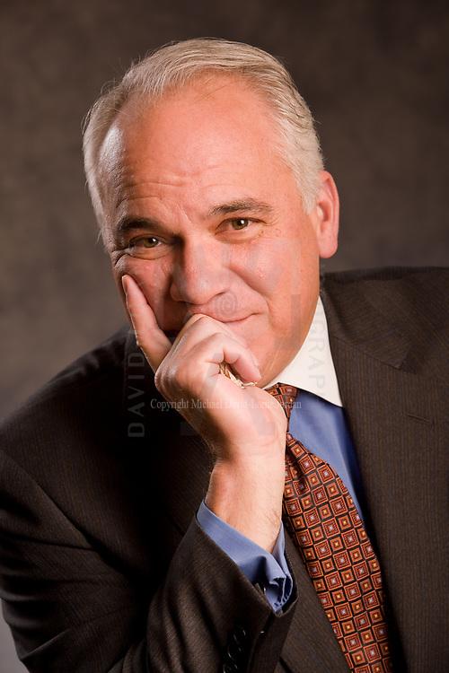 McLaren Healthcare Center executive portraits.
