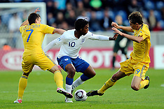 20110615 England -Ukraine UEFA U21 Europamesterskab i fodbold / U21 EM