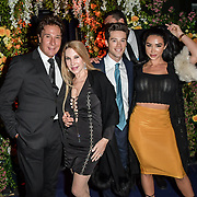 Fernando Allende of Mexican Dynasties ands guests arrives at Tramp Members Club 40 Jermyn Street, on 23 May 2019, London, UK.