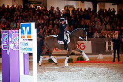 Impression<br /> Neumünster - VR Classics 2018<br /> FEI Grand Prix Kür/Freestyle <br /> FEI World Cup™ Dressage Western European League<br /> © www.sportfotos-lafrentz.de/Stefan Lafrentz