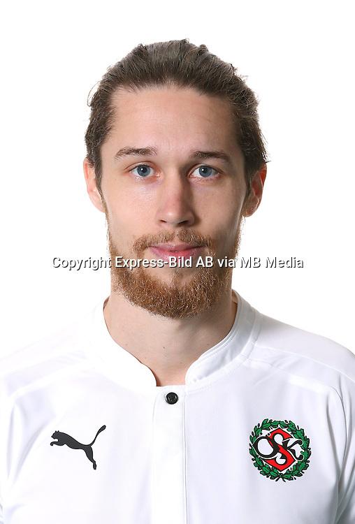 Daniel Nordmark<br /> Halvfigur<br /> @Leverans<br /> Allsvenskan 2016<br /> Fotboll