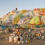 Salvation Mountain, Leonard Knight, Salton Sea, Niland, California, Slab City, Mojave Desert, Eastern California, Imperial County, California, Desert Landscape , San Diego Architectural Photographer, Southern California Architectural Photographer
