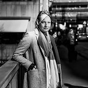 Alexandra Hage, vd för White