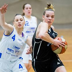 20180220: SLO, Basketball - 1. ŽSKL, 1. kolo - ZKK Triglav vs ZKD Maribor