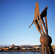 Destiny Sculpture at Newcastle, NSW, Australia