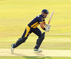 Glamorgan's Jacques Ruldolph on his way to top scoring for Glamorgan - Photo mandatory by-line: Robbie Stephenson/JMP - Mobile: 07966 386802 - 03/07/2015 - SPORT - Cricket - Southampton - The Ageas Bowl - Hampshire v Glamorgan - Natwest T20 Blast