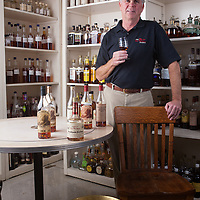 Julian Van Winkle of Old Rip Van Winkle Distillery in Lab/Tasting Room