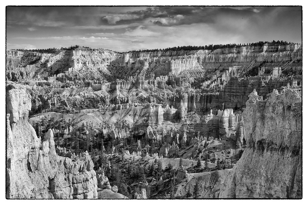 Bryce Canyon National Park view to the south