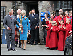 Prince of Wales and Duchess of Cornwall in Brecon 10-7-12
