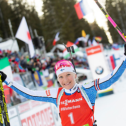 20181209: SLO, Biathlon - ​BMW IBU Biathlon World Cup - Pokljuka 2018, Pursuit Women 10 km
