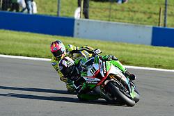 #91 Leon Haslam Smalley JG Speedfit Kawasaki Kawasaki 1000