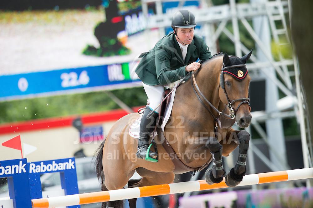 Cian O'Connor (IRL) & Cooper - Jumping - Eversheds Prijs - CHIO Rotterdam - Kralingen, Rotterdam, Netherlands - 20 June 2014