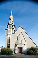 Église Saint-Martin in Monthenault, Aisne, France © Rudolf Abraham