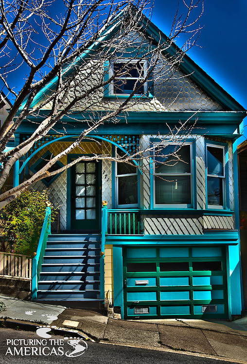 Bernal Heights in San Francisco