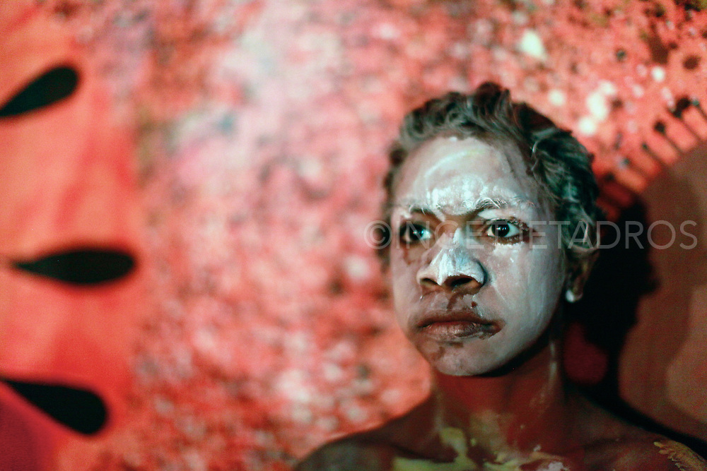 'This Is My Country,' is a comprehensive visual documentation of Australia's indigenous people by Ingetje Tadros. It communicates the legacy of historical domination and oppression of Australia's first inhabitants within a contemporary context.