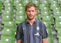 German Soccer Bundesliga - Official Photocall Werder Bremen,  Germany, on Sept. 14th 2014:<br /> Assistant Coach Peer Jaekel.