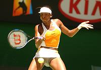 Tennis, 19. januar 2003 , Australian Open, Venus Williams , USA<br /> Foto: Roger Parker, Digitalsport