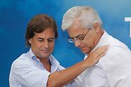Luis Lacalle Pou suma a Gonzalo Mujica.