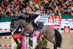 Alvarez Aznar Eduardo, ESP, Uqualin Du Saulcy<br /> Leipzig - Partner Pferd 2019<br /> © Hippo Foto - Dirk Caremans