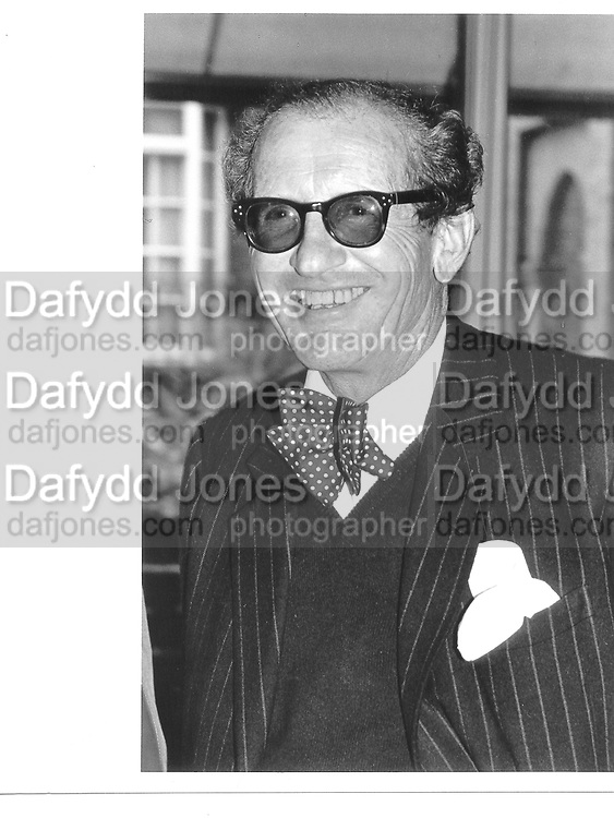 Lord Lambton© Copyright Photograph by Dafydd Jones 66 Stockwell Park Rd. London SW9 0DA Tel 020 7733 0108 www.dafjones.com