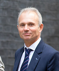 © Licensed to London News Pictures. 17/10/2017. London, UK. Justice Secretary and Lord Chancellor David Lidington arriving in Downing Street to attend a Cabinet meeting this morning. Photo credit : Tom Nicholson/LNP