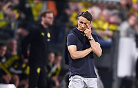 FUSSBALL 1. BUNDESLIGA   SAISON 2019/2020   SUPERCUP FINALE Borussia Dortmund - FC Bayern Muenchen    03.08.2019 Trainer Niko Kovac (FC Bayern Muenchen) enttaeuscht DFL regulations prohibit any use of photographs as image sequences and/or quasi-video.