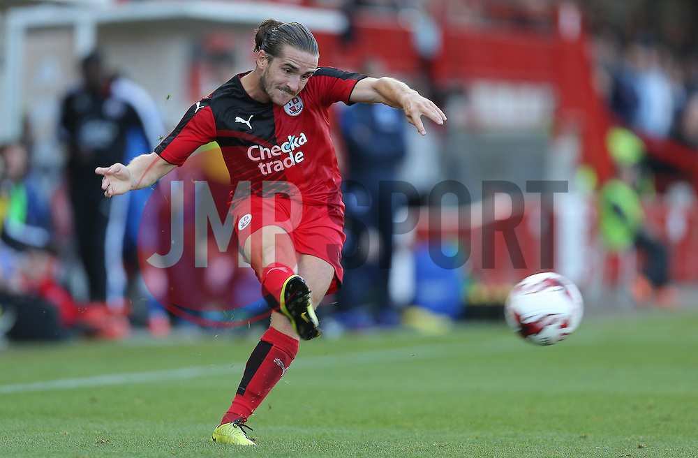 Luke Rooney of Crawley Town - Mandatory by-line: Paul Terry/JMP - 22/07/2015 - SPORT - FOOTBALL - Crawley,England - Broadfield Stadium - Crawley Town v Brighton and Hove Albion - Pre-Season Friendly
