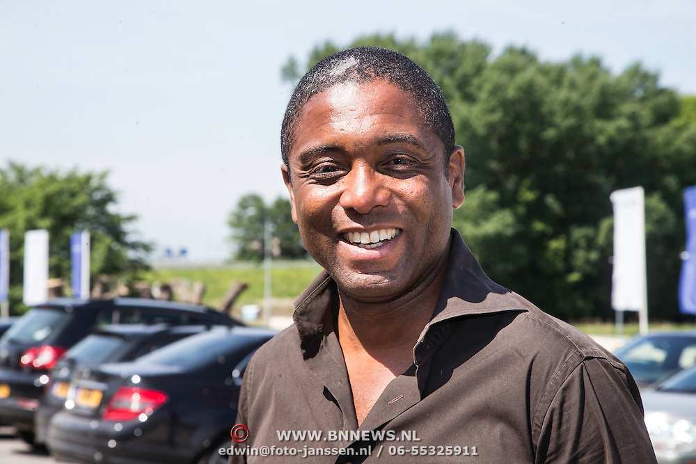 NLD/Amsterdam/20140517 - Don golftoernooi 2014, Brian Roy