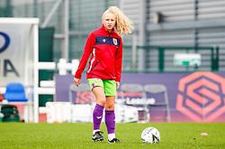 Katie Robinson - Mandatory by-line: Ryan Hiscott/JMP - 14/10/2018 - FOOTBALL - Stoke Gifford Stadium - Bristol, England - Bristol City Women v Birmingham City Women - FA Women's Super League 1