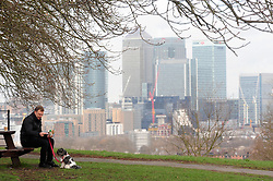 &copy; Licensed to London News Pictures. 04/03/2017<br />  A bright spring day at Greenwich Park,Greenwich,London.<br /> Photo credit :Grant Falvey/LNP