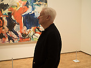MICHAEL CRAIG-MARTIN, Opening of Abstract Expressionism, Royal Academy, Piccadilly, London, 20 September 2016