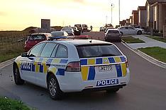 Auckland-Fatal motorbike accident, Flatbush
