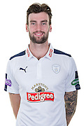 Hampshire left-arm fast bowler Reece Topley in the 2016 Specsavers County Championship Shirt. Hampshire CCC Headshots 2016 at the Ageas Bowl, Southampton, United Kingdom on 7 April 2016. Photo by David Vokes.