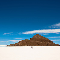 The world's largest salt flat, Salar de Uyuni in Bolivia. Photographer: Bernardo De Niz