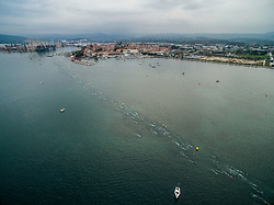 Ironman 70.3 Slovenian Istra 2018, on September 23, 2018 in Koper / Capodistria, Slovenia. Photo by Vid Ponikvar / Sportida
