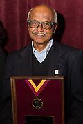 Murali D. Nair, Frances Lomas Feldman Excellence in Education Award recipient