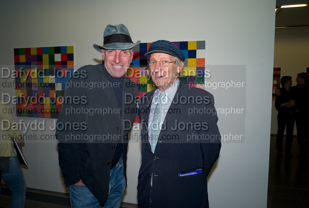 RICHARD STRANGE; TCHAIK CHASSAY, Gerhard Richter: 4900 Colours - private view<br />