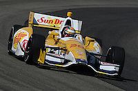 Ryan Hunter-Reay, Milwaukee IndyFest, Milwaukee Mile, West Allis, WI 06/16/12