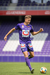 16.07.2019, Generali Arena, Wien, AUT, 1. FBL, FK Austria Wien, Fototermin, im Bild Benedikt Pichler // Benedikt Pichler during the official team and portrait photoshooting of tipico Bundesliga Club FK Austria Wien for the upcoming Season at the Generali Arena in Vienna, Austria on 2019/07/16. EXPA Pictures © 2019, PhotoCredit: EXPA/ Florian Schroetter