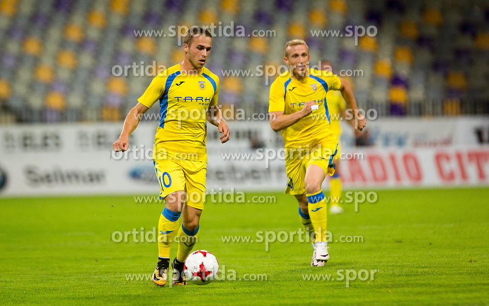 Jan Repas of NK Domzale during football match between NK Maribor and NK Domzale in 5th Round of Prva liga Telekom Slovenije 2017/18, on August 11, 2017 in Ljudski vrt, Maribor, Slovenia. Photo by Ziga Zupan / Sportida