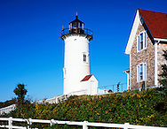 Nobska Lighthouse, Woods Hole, Falmouth, Cape Cod