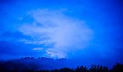 Evening in Valle Crucis, NC.
