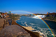 October 04, 2012 Niagara Falls, Onatario, Canada.Niagara Falls photographed from the Canadian side in Ontario, Canada..©2012 Mike McLaughlin.www.mikemclaughlin.com.All Rights Reserved